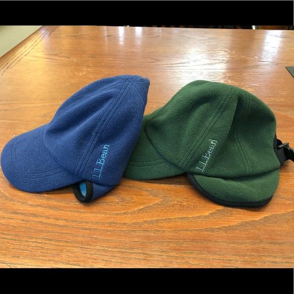L.L. Bean Other - Lot of 2 Fleece L.L. Bean Winter Hats f4b3b3657759